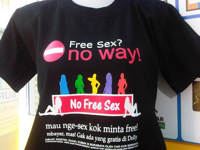"""Permainan Kata-Kata """"Misuh"""" dari Kaos Cak-Cuk Khas Surabaya"""