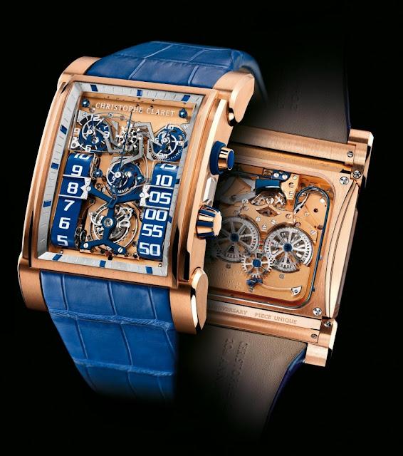 DualTow Watch by Christophe Claret jam tangan termahal di dunia