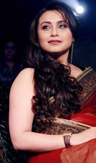Rani Mukherjee in saree