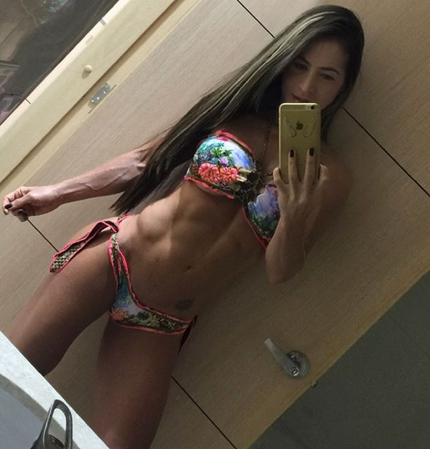 Fitness Models MARCELA RIVAS Instagram photos 9