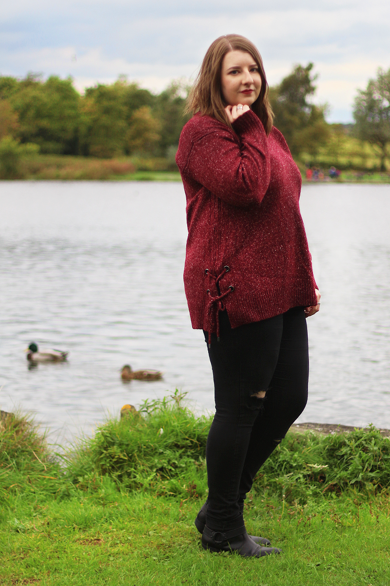 Autumn/winter knitwear from Matalan