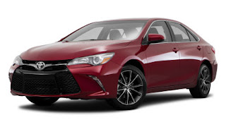 Toyota All New Camry 2.5 V Hybrid