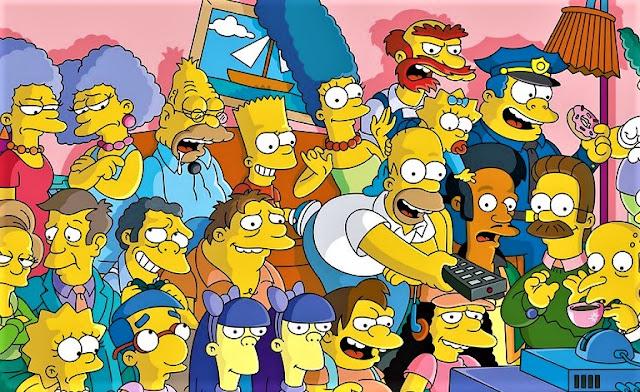 Tahu Tidak? Kenapa The Simpsons Kebanyakan Berkulit Kuning
