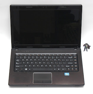 Laptop Gaming Lenovo G460 ( i5-2430M ) Double VGA