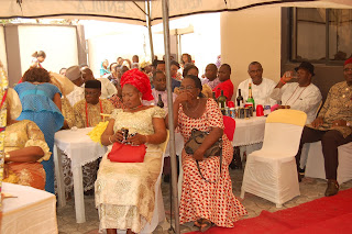 Marriage Vow Renewal of Chief Oluwajimidare and Mrs.Oluremi on Independent Day 2