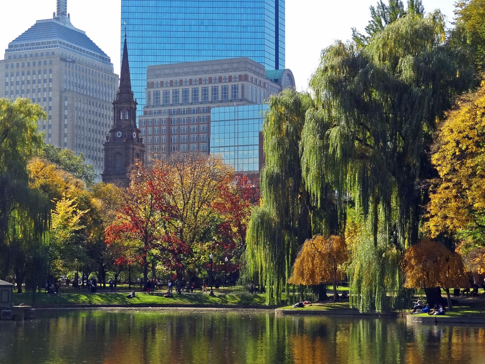 Beautiful Fall Pictures Wallpaper Joe S Retirement Blog Public Garden Boston