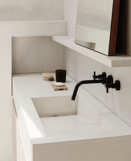 Feast Your Eyes On 15 Beautiful Bathroom Designs For Your Inspiration.