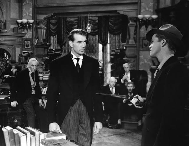 Ball of Fire 1941 movieloversreviews.filminspector.com Gary Cooper