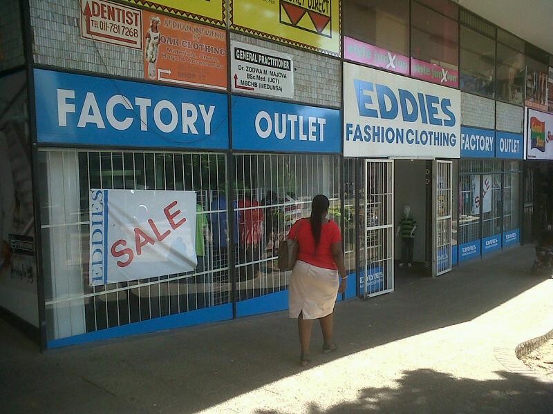Eds Factory Outlet Randburg Johannesburg