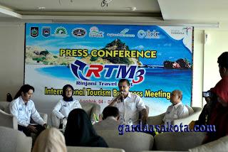 <b>ASITA NTB Gelar RTM 3 Menuju 4 Juta Kunjungan Wisatawan</b>