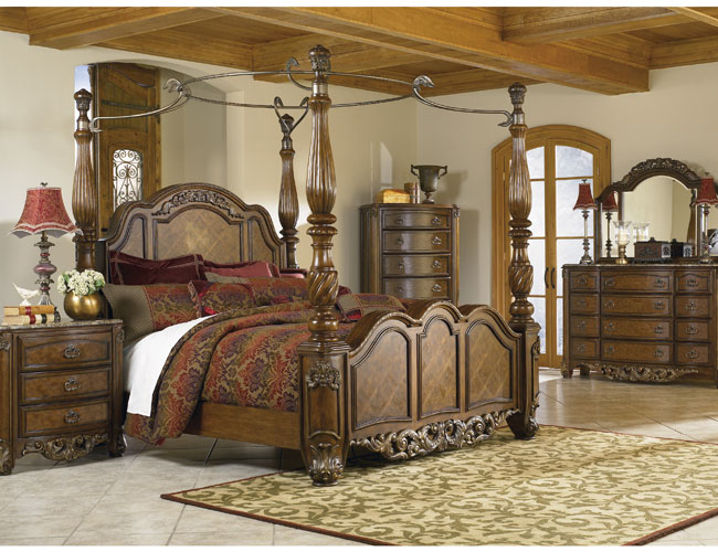 Wood Canopy Beds Kerala Home Design And Floor Plans