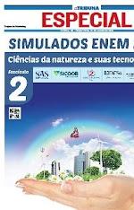 SIMULADO ENEM ciencias da natureza e suas tecnologias PDF