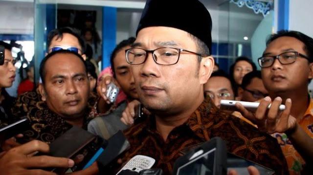 Ridwan Kamil Juga akan Diminta Jadi Jurkam Jokowi-Ma'ruf Amin