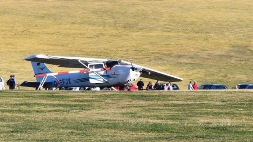 Aereo Cessna travolge il pubblico in Germania: tre morti tra cui un bambino