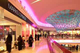 Mega Malls of Africa, the largest mall in Africa is Mall of Arabia located in Cairo, Egypt