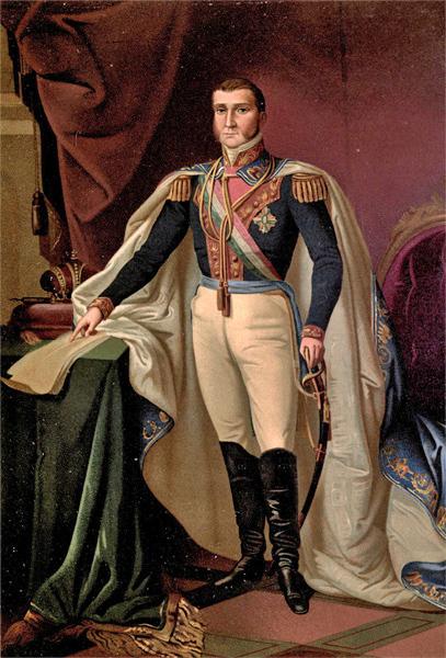 Tragando mitos: Agustín de Iturbide