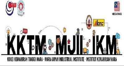 Permohonan IKM KKTM MJII 2019 Online (Januari & Julai)