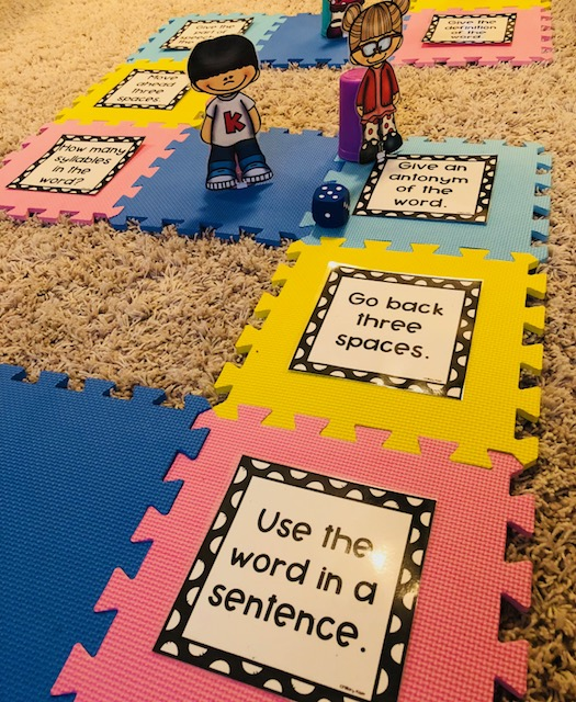 Do you struggle with unique ways to engage your students? Why not try life-size game boards? They'll get your students up and moving and can be used to teach or review a variety of concepts!