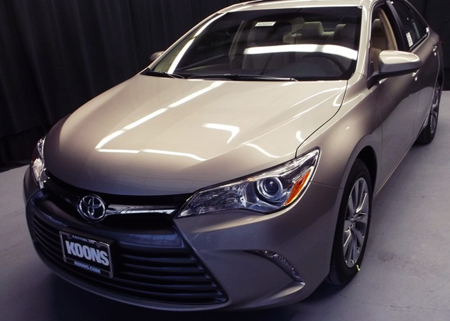2016 Toyota Camry V6 Xle Redesign In Canada