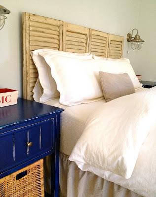 master bedroom update