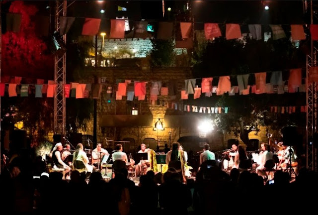 The Jerusalem Season of Culture presents: Mekudeshet 2017