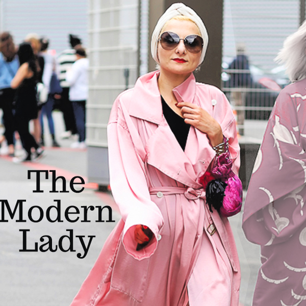 Nothing Adds An Air Of Mystery And Intrigue Quite Like The: How To Dress Like A Modern Lady