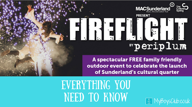 Fireflight at Fire Station Sunderland – Everything You Need to Know