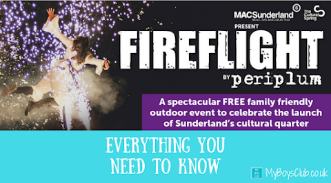 Fireflight at Fire Station Sunderland – Everything You Need to Know (AD)
