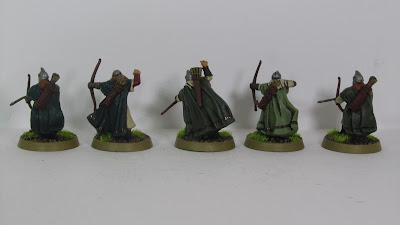 Rohan Warriors (Bows)