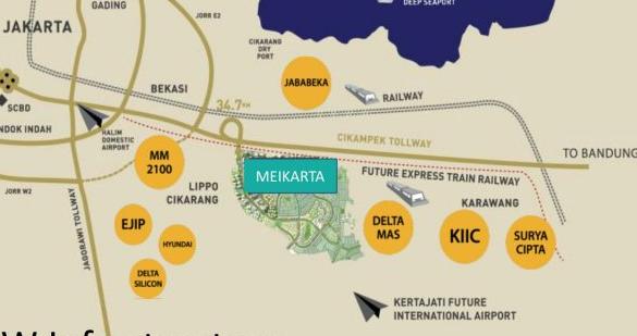 Tak Untungkan Negara, Proyek Kereta Cepat Jakarta-Bandung Justru Untungkan Meikarta