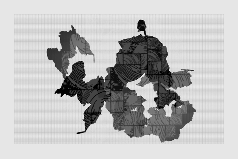 Fotograma del video Geomorfologia sobre Venezuela de Manuel Eduardo Gonzalez