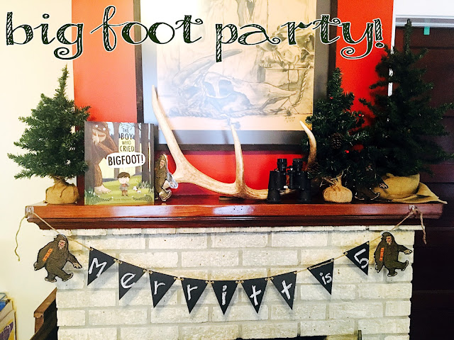 Big Foot Party