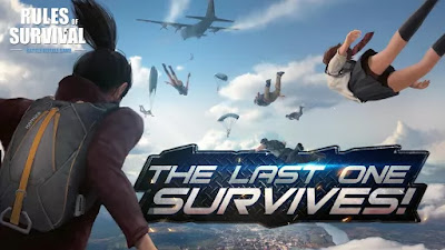 Daftar Senjata di Rules Of Survival part 1