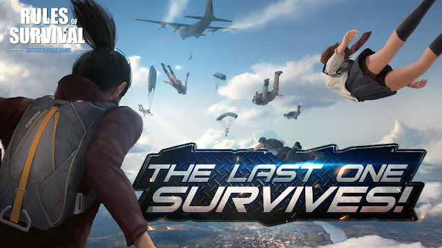 New Update !! Weapon Baru yang akan dirilis Rules Of Survival