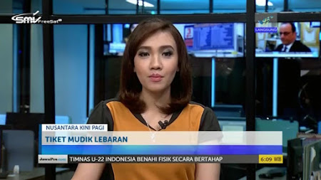 Frekuensi siaran Jawa Pos TV di satelit ABS 2 Terbaru
