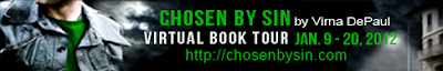 Virna DePaul - Chosen by Sin Virtual Book Tour - Stop #1