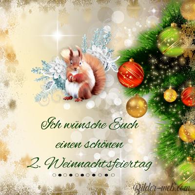 zum Zweiten Weihnachtsfeiertag