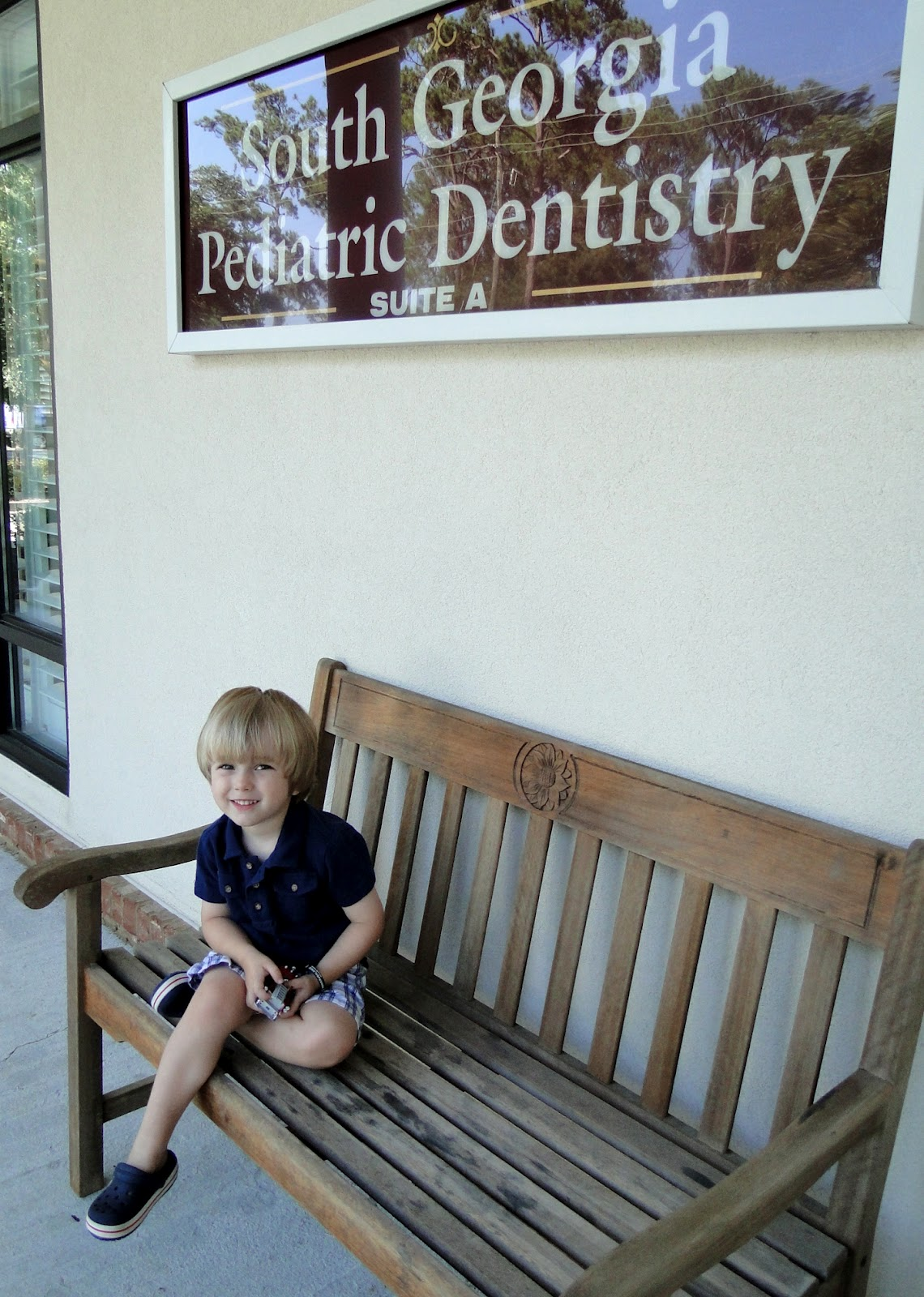Kye's 1st Dentist Appointment