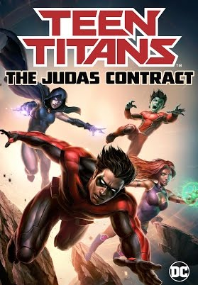 Teen Titans: The Judas Contract (2017) ταινιες online seires xrysoi greek subs