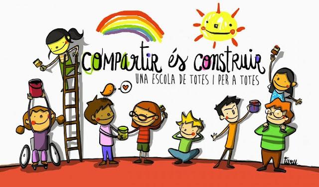Compartir és construïr
