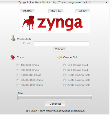 Zynga poker hack 2018 - unlimited chips & gold free download
