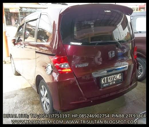IKLAN BISNIS SAMARINDA: Dijual Mobil Mewah HONDA FREED