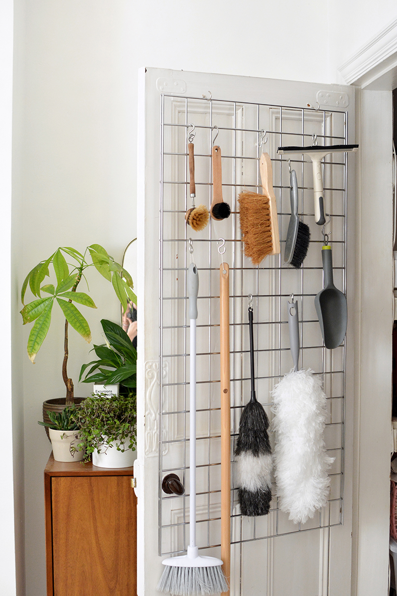 DIY small space storage hacks  BURKATRON
