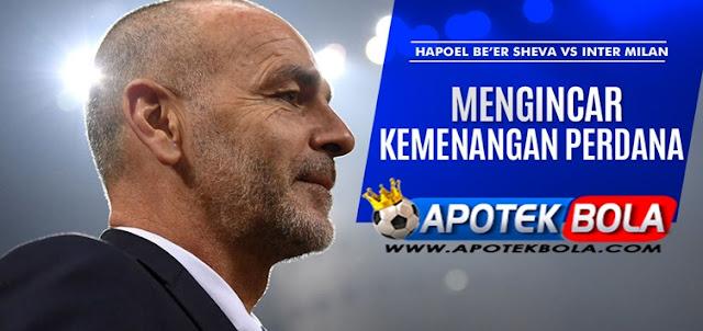 Prediksi Pertandingan Hapoel Beer Sheva vs Inter Milan 25 November 2016