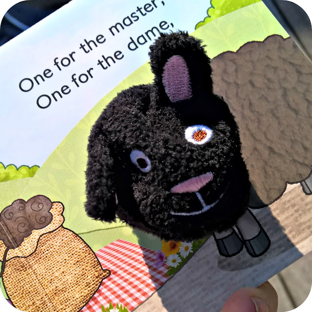 Baa Baa Black Sheep Little Learners from Parragon Books