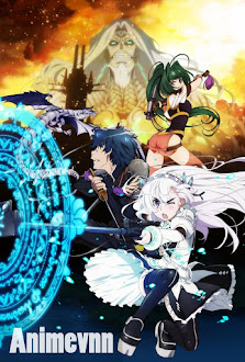 Hitsugi No Chaika: Season 2 - Chaika -The Coffin Princess- Avenging Battle 2014 Poster