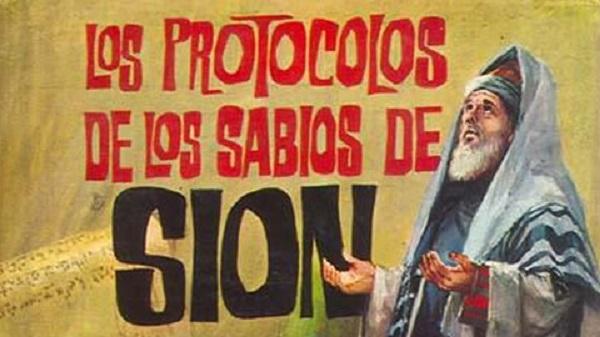 Protocolos de los Sabios de Sión - En busca de la historia