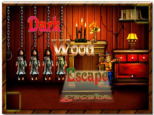 Play NsrGames Dark Wood Escape