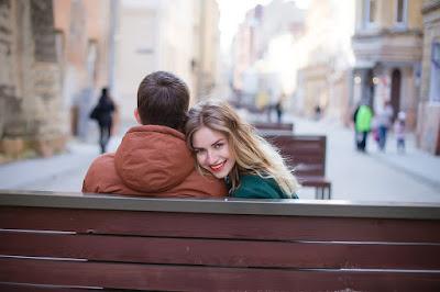 Фото пары влюбленных