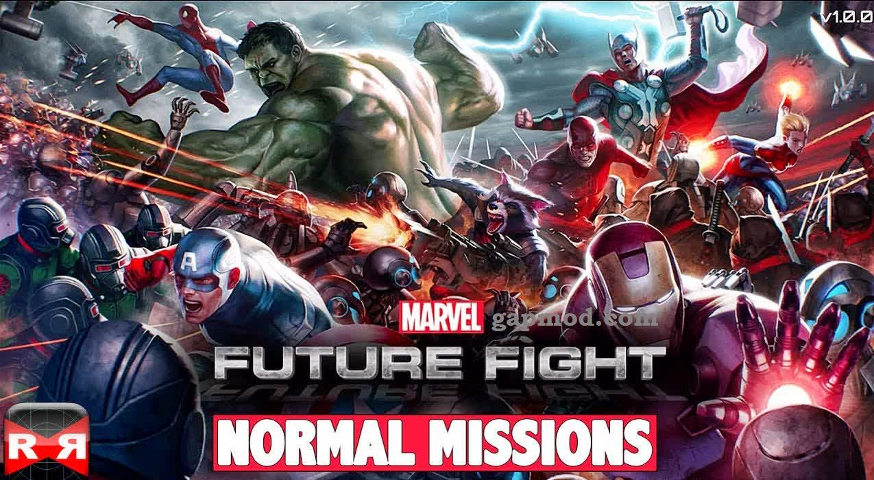 Download Marvel Future Fight v1.0 Apk | RPG Android Games